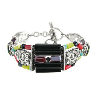 Bracelet Akiko Argent Multi