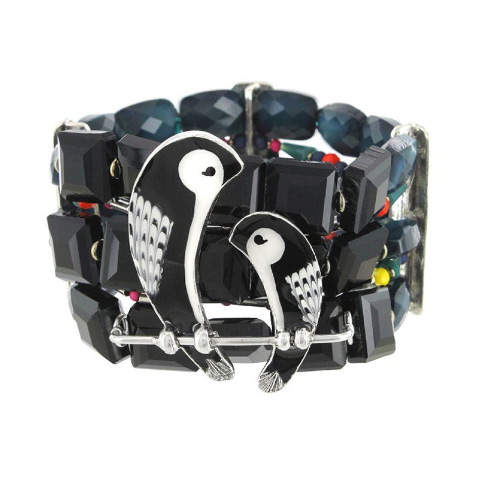 Bracelet Aronde Argent Multi Taratata Bijoux Fantaisie en ligne 1