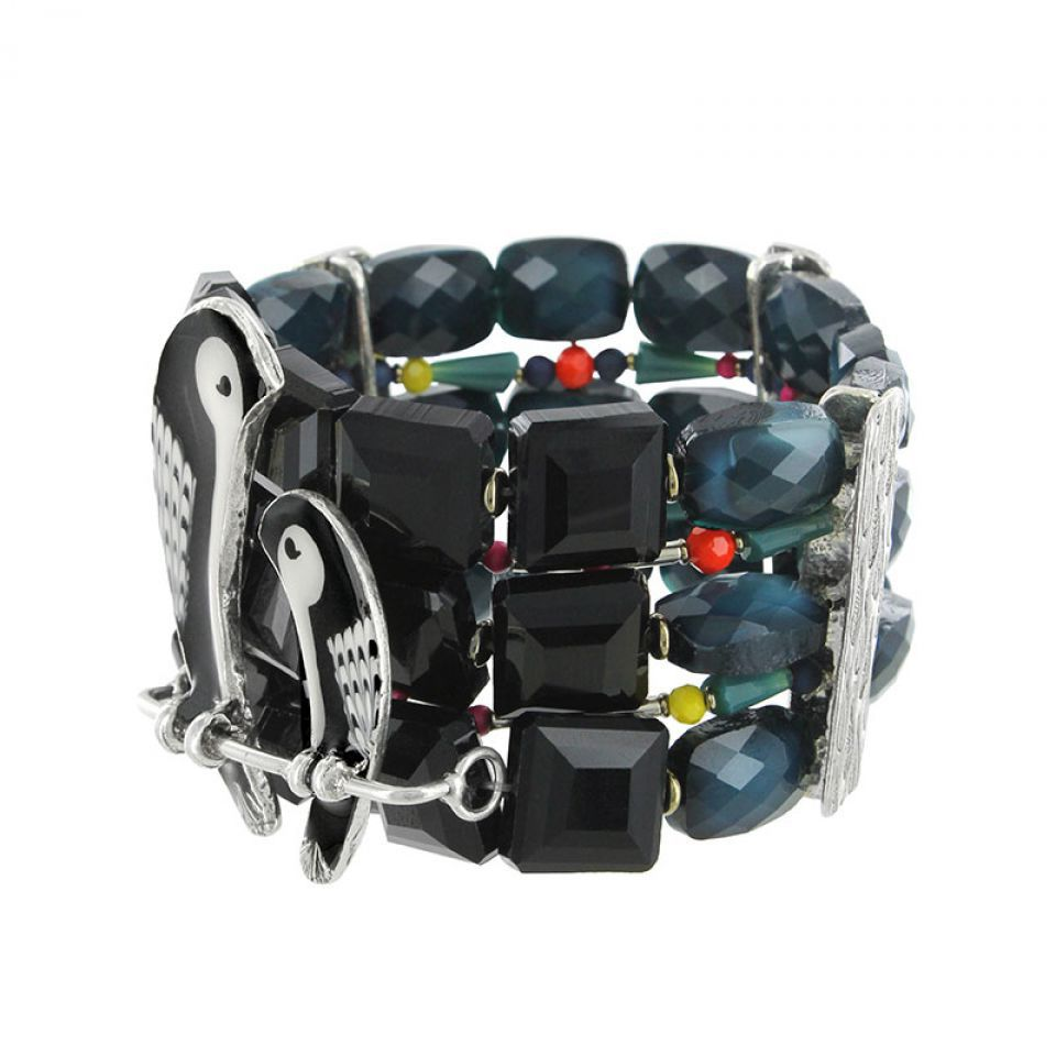 Bracelet Aronde Argent Multi Taratata Bijoux Fantaisie en ligne 3