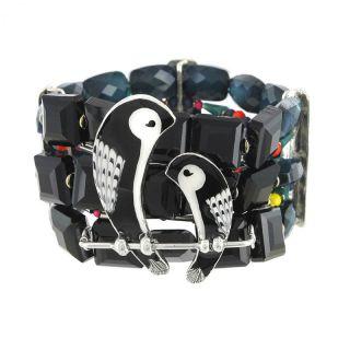 Bracelet Aronde Argent Multi