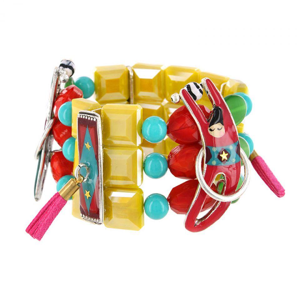 Bracelet Auguste Argent Multi Taratata Bijoux Fantaisie en ligne 2