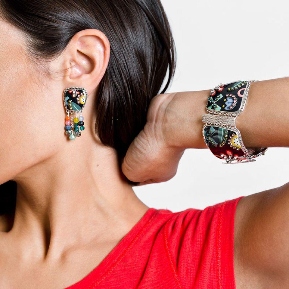 Bracelet Cavalcade Argent Multi Taratata Bijoux Fantaisie en ligne 2