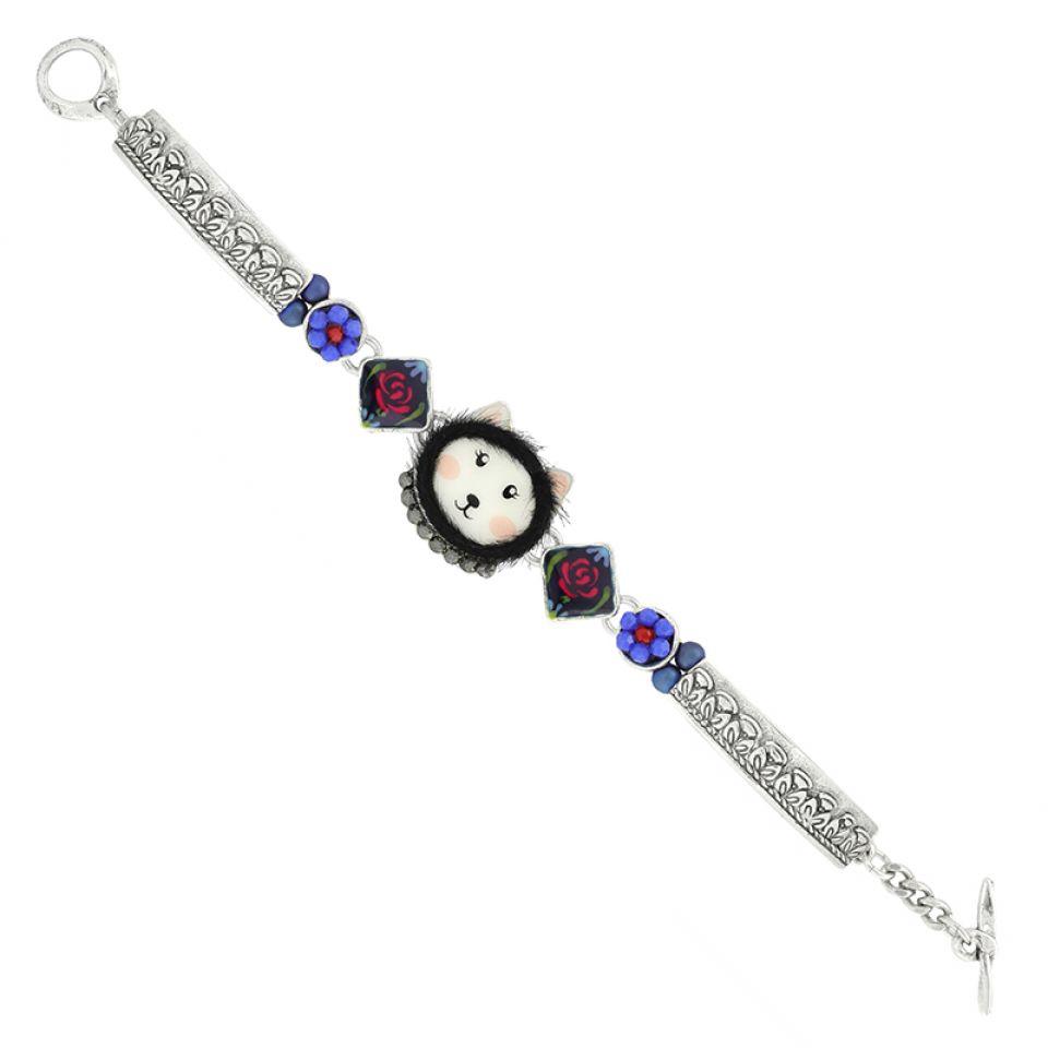 Bracelet Chabeaute Argent Multi Taratata Bijoux Fantaisie en ligne 3