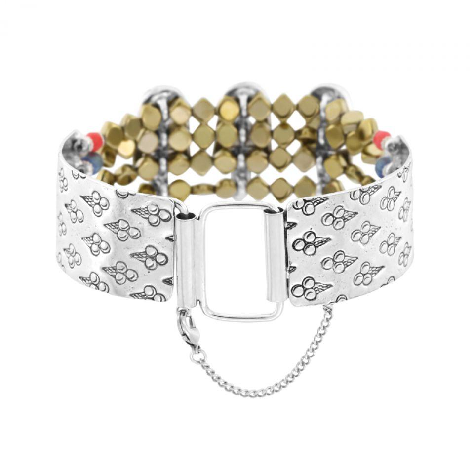 Bracelet Chouchous Argent Multi Taratata Bijoux Fantaisie en ligne 3