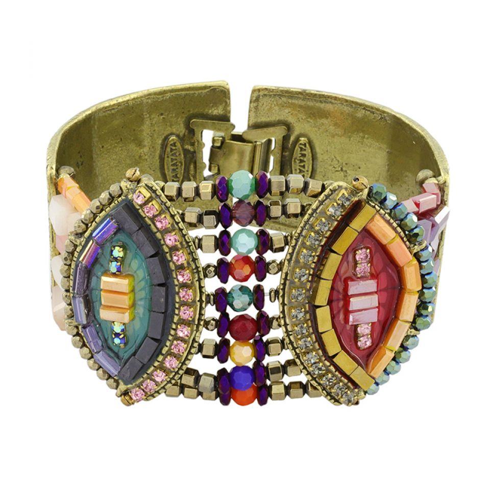 Bracelet Coquetterie Bronze Multi Taratata Bijoux Fantaisie en ligne 3