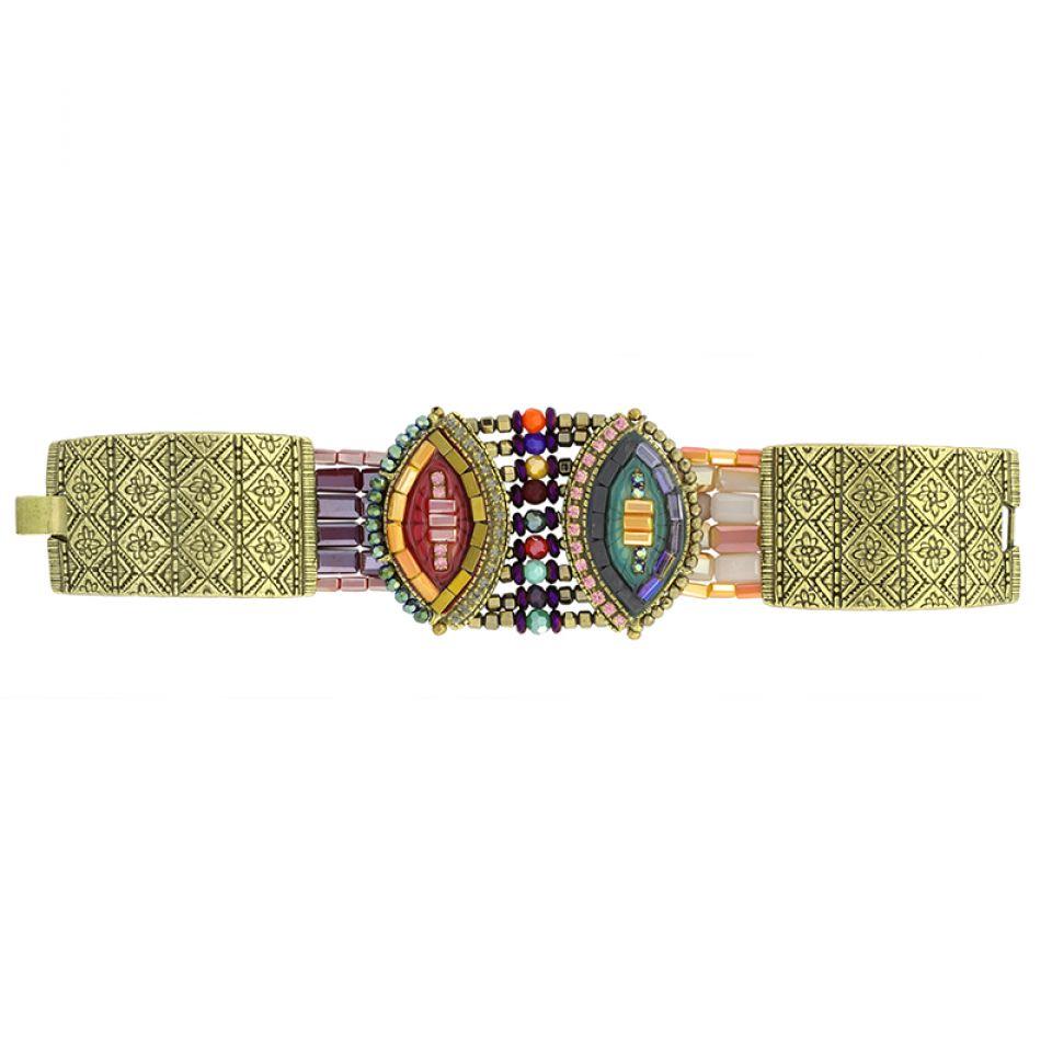 Bracelet Coquetterie Bronze Multi Taratata Bijoux Fantaisie en ligne 4