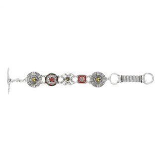 Bracelet Cucaracha Argent Multi