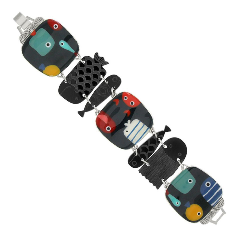 Bracelet Dandinette Argent Multi Taratata Bijoux Fantaisie en ligne 4