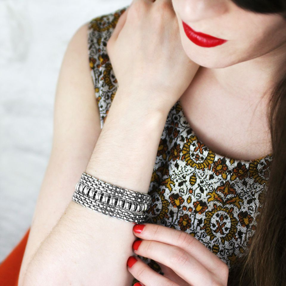 Bracelet Essentiel Argent Argent Taratata Bijoux Fantaisie en ligne 2