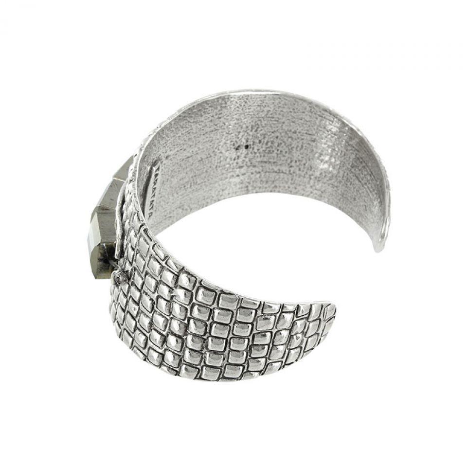 Bracelet Essentiels Argent Gris Taratata Bijoux Fantaisie en ligne 3