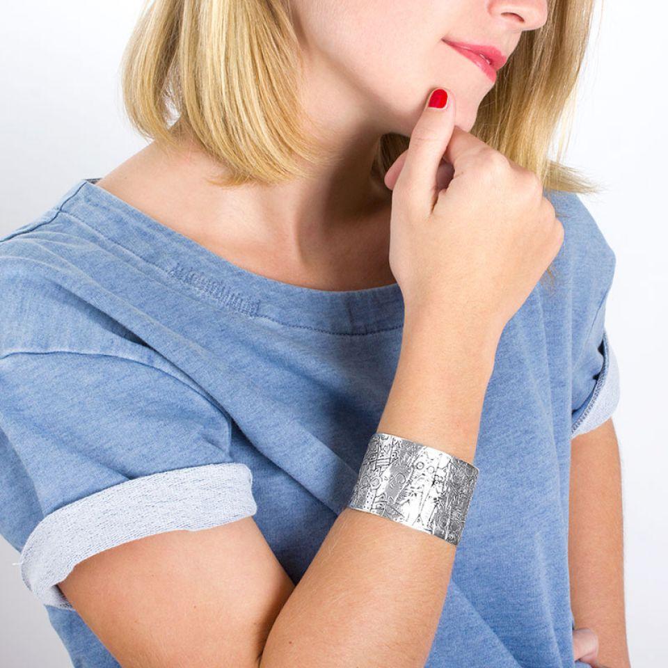Bracelet Essentiels Argent Taratata Bijoux Fantaisie en ligne 2
