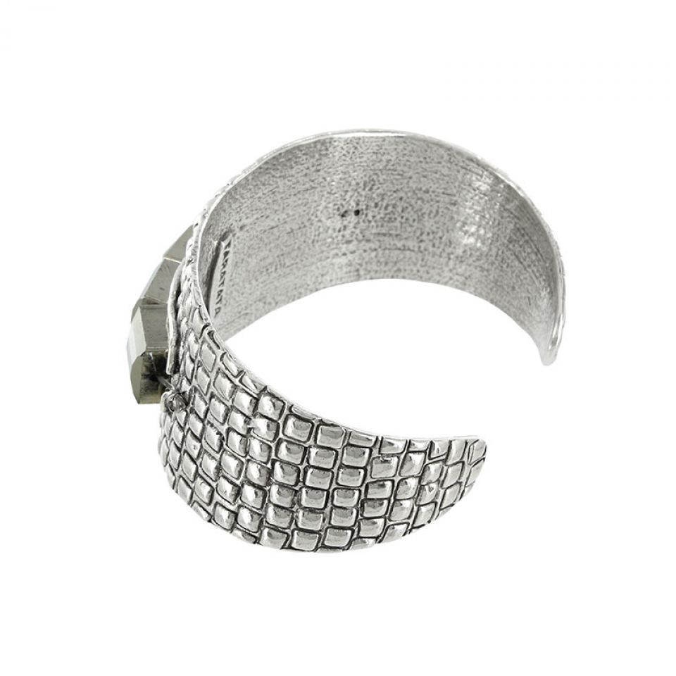 Bracelet Essentiels Argent Gris Taratata Bijoux Fantaisie en ligne 2