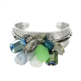 Bracelet Essentiels Argent Vert