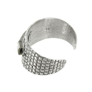 Bracelet Essentiels Argent Gris