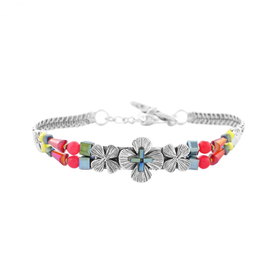 Bracelet First Time Argent Multi Taratata Bijoux Fantaisie en ligne 1