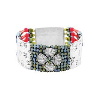 Bracelet First Time Argent Multi