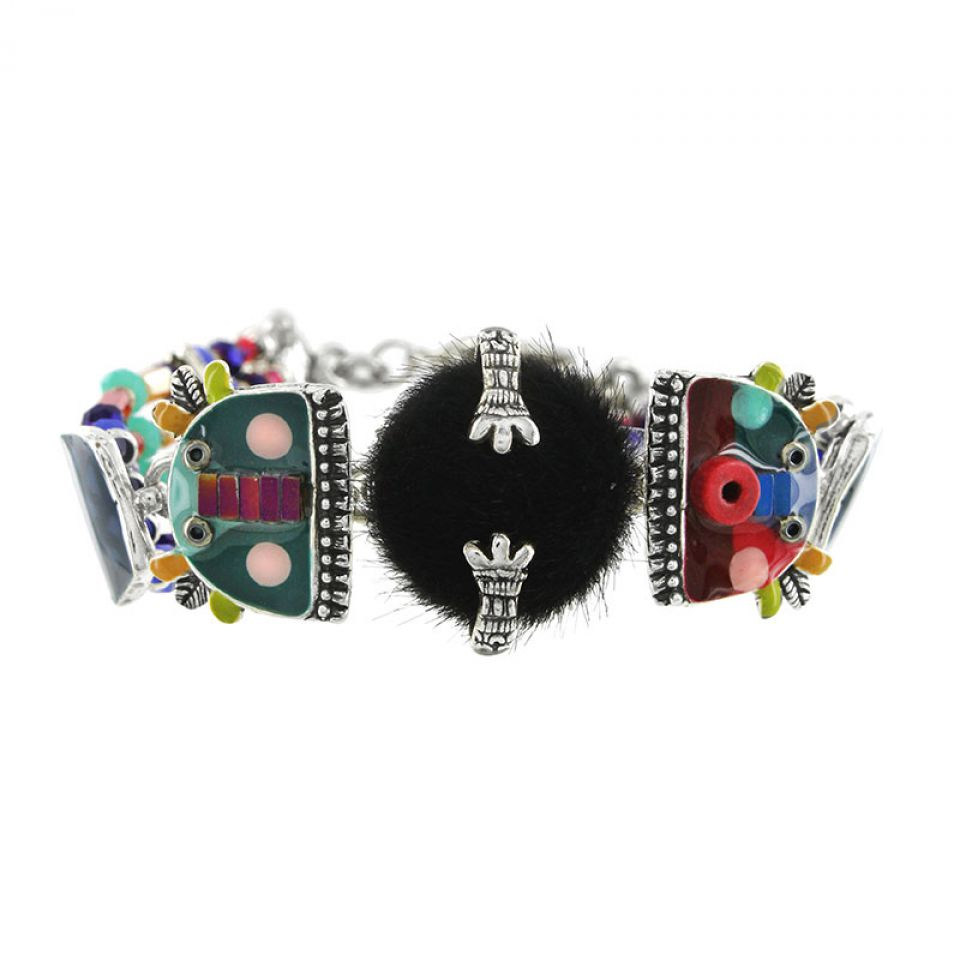 Bracelet Jobard Argent Multi Taratata Bijoux Fantaisie en ligne 1