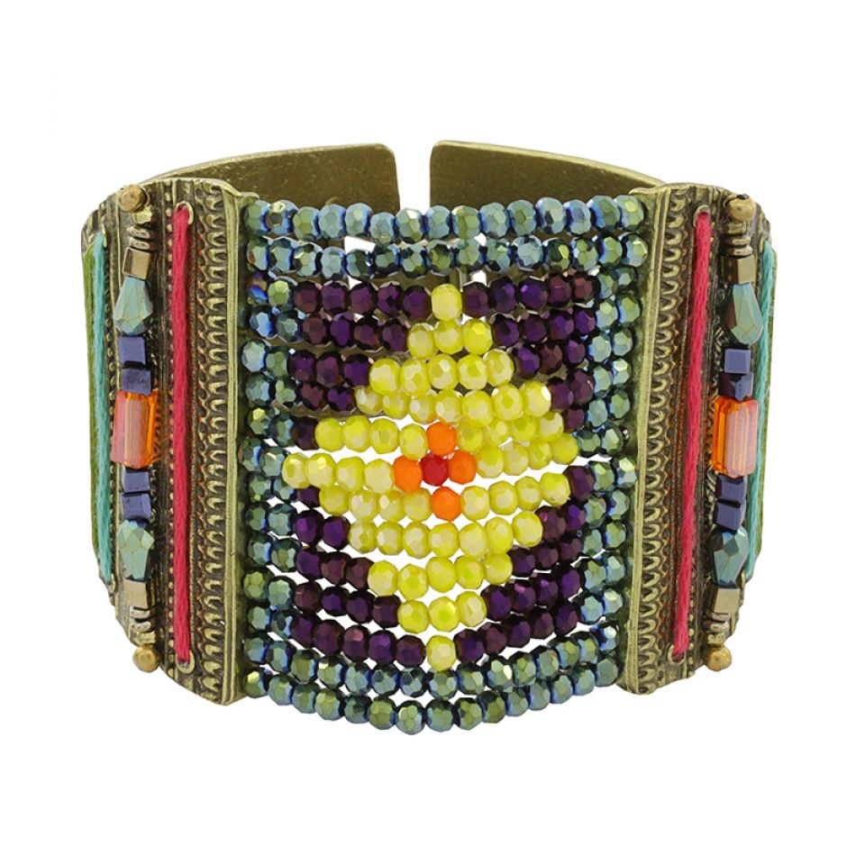 Bracelet Kilim Bronze Multi Taratata Bijoux Fantaisie en ligne 2
