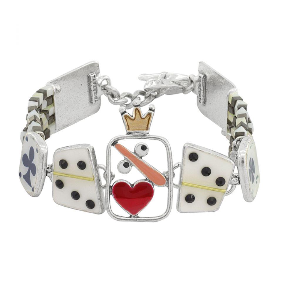 Bracelet L Impasse Argent Multi Taratata Bijoux Fantaisie en ligne 1