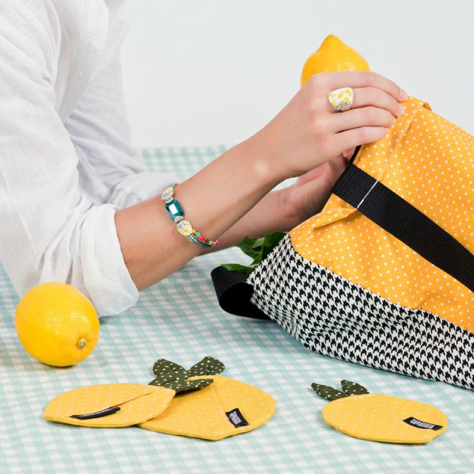 Bracelet Lemon Argent Multi Taratata Bijoux Fantaisie en ligne 2