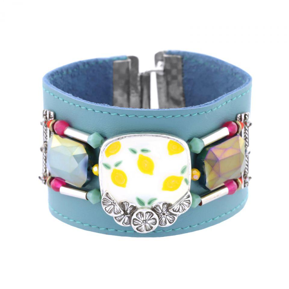 Bracelet Lemon Argent Multi Taratata Bijoux Fantaisie en ligne 1