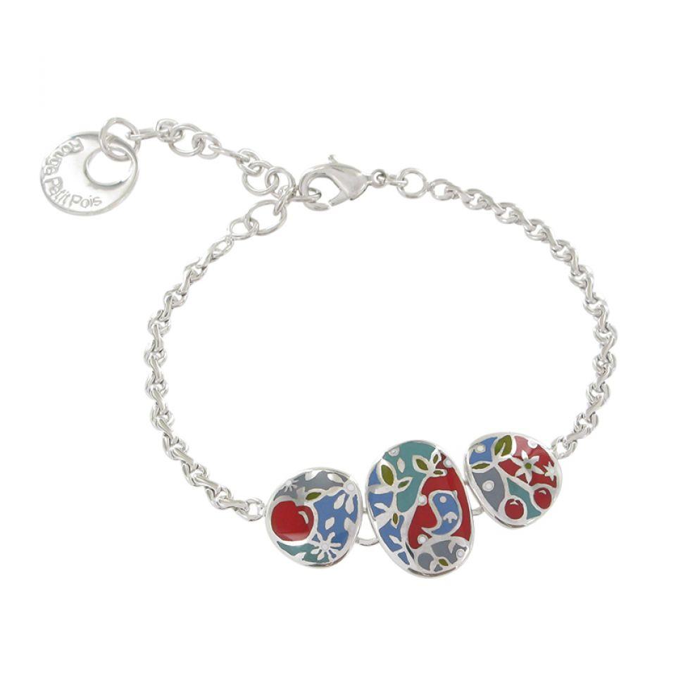 Bracelet  Liberty Multi Taratata Bijoux Fantaisie en ligne 2