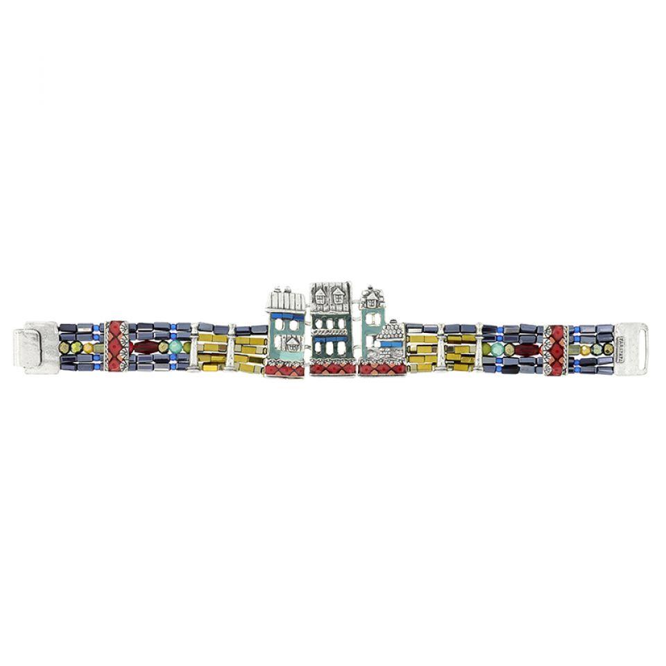 Bracelet Loft Argent Multi Taratata Bijoux Fantaisie en ligne 5