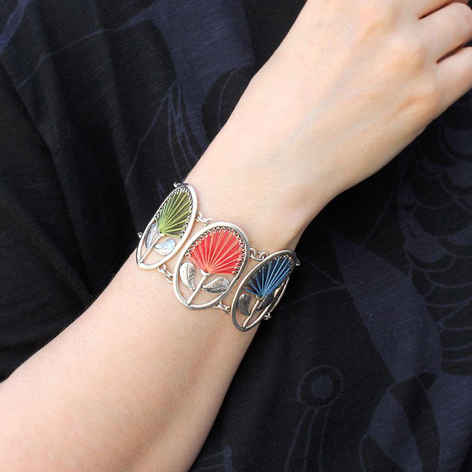 Bracelet Lotus Multi Taratata Bijoux Fantaisie en ligne 1
