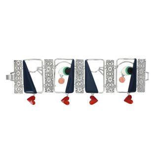 Bracelet Mon Oeil Argent Multi