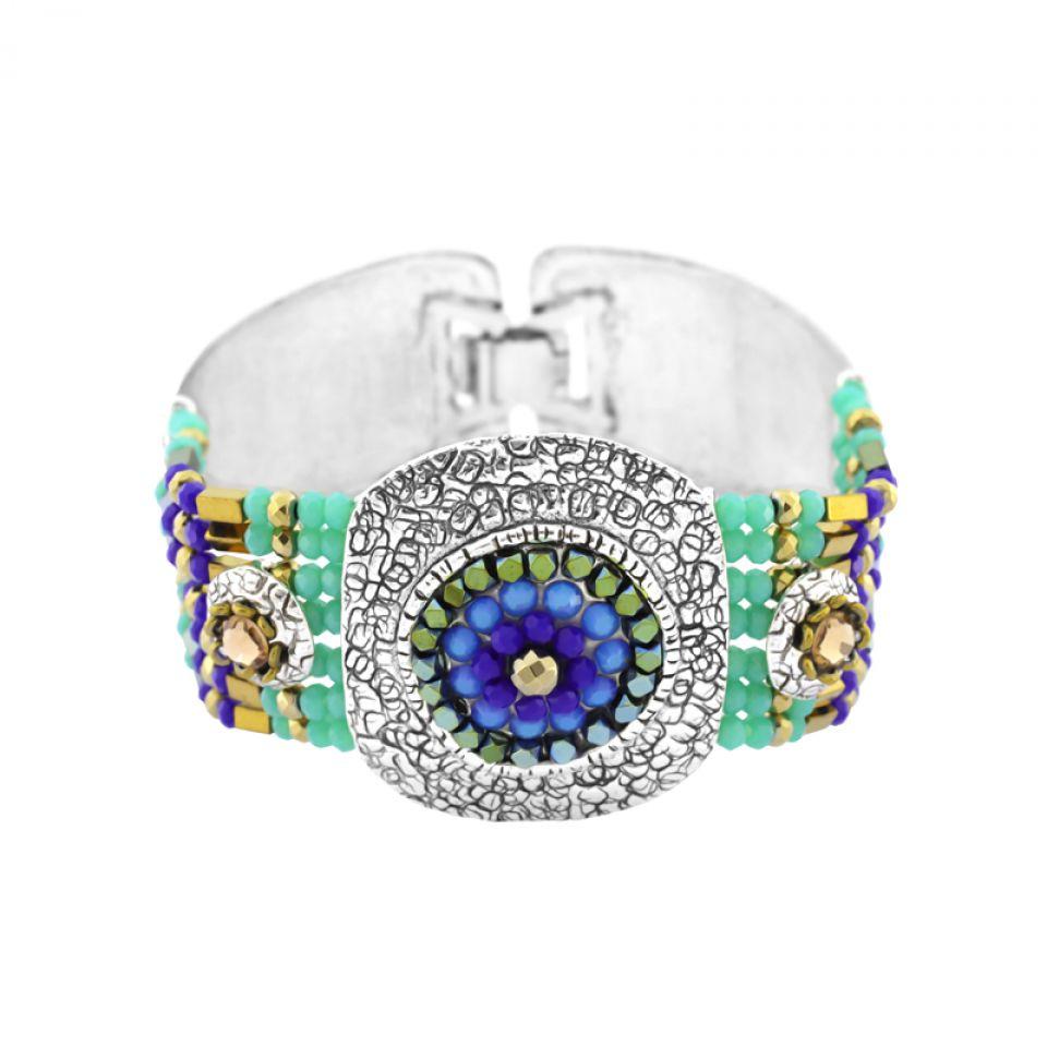 Bracelet Montmartre Argent Multi Taratata Bijoux Fantaisie en ligne 1