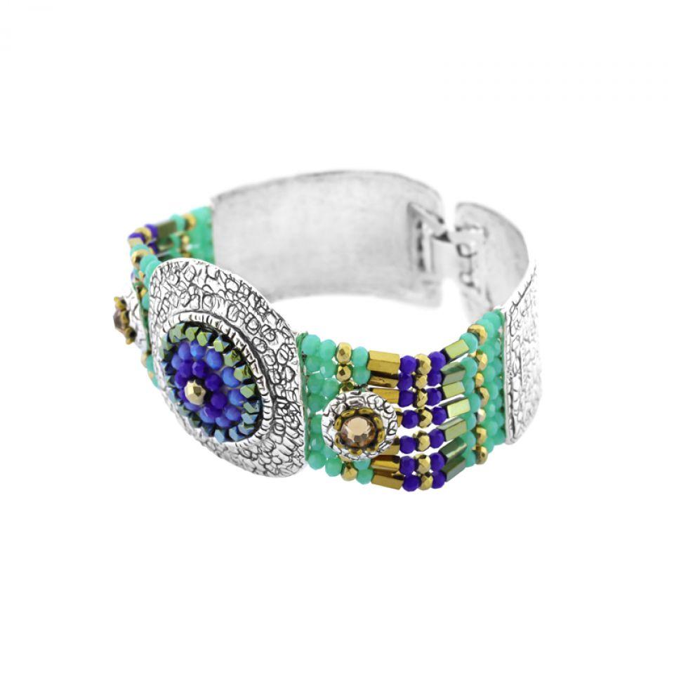 Bracelet Montmartre Argent Multi Taratata Bijoux Fantaisie en ligne 3