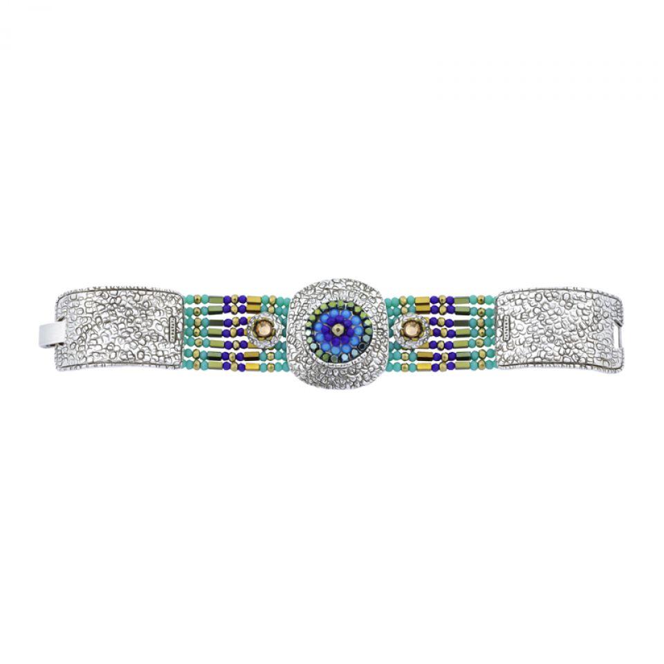 Bracelet Montmartre Argent Multi Taratata Bijoux Fantaisie en ligne 4