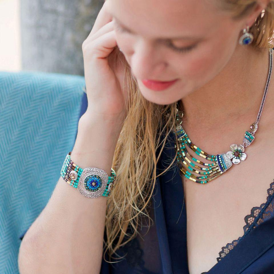 Bracelet Montmartre Argent Multi Taratata Bijoux Fantaisie en ligne 5