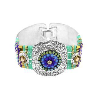 Bracelet Montmartre Argent Multi