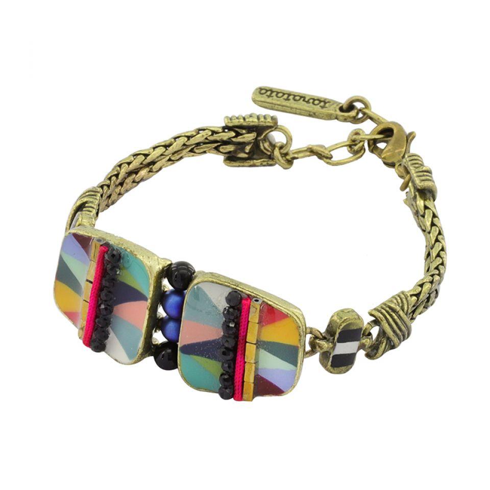Bracelet Nuances Bronze Multi Taratata Bijoux Fantaisie en ligne 3