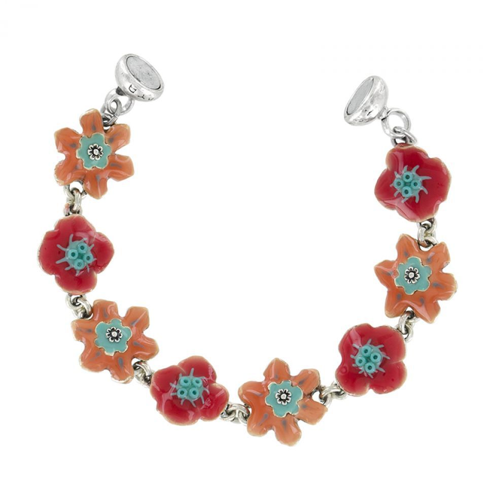 Bracelet Orangeade Orange Taratata Bijoux Fantaisie en ligne 1