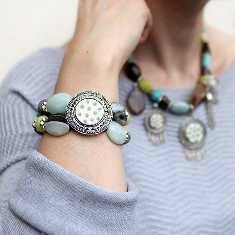 Bracelet Persepolis Multi Taratata Bijoux Fantaisie en ligne 1