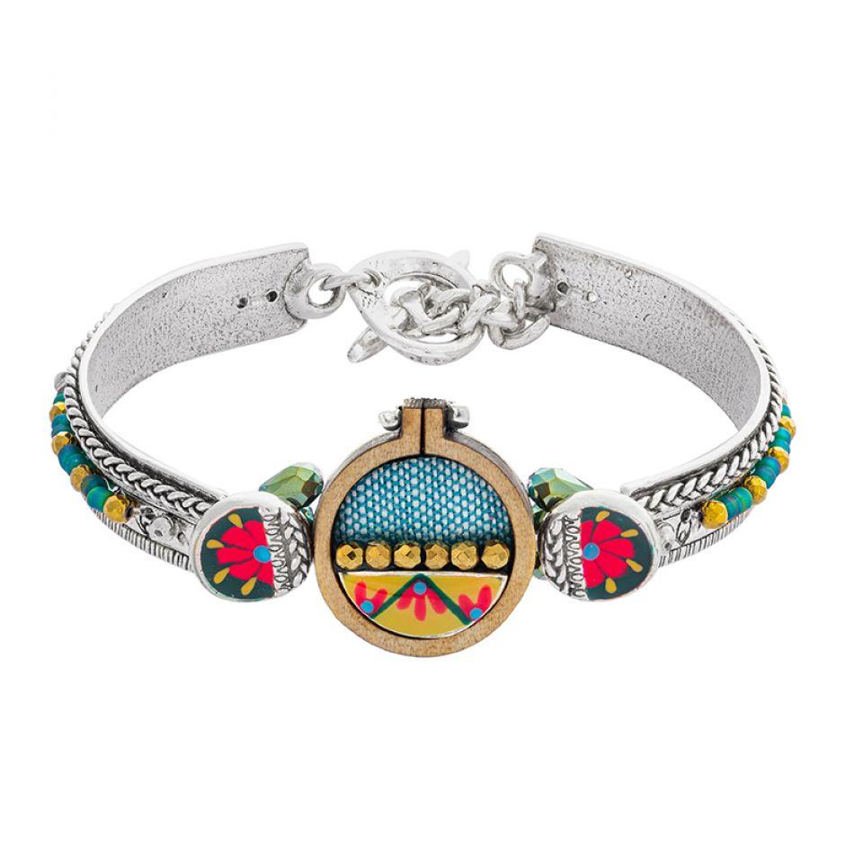 Bracelet Petit Point Argente Multi Taratata Bijoux Fantaisie en ligne 4