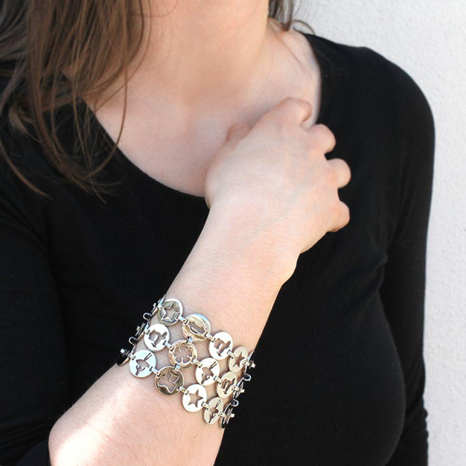 Bracelet  Pin-up Taratata Bijoux Fantaisie en ligne 2