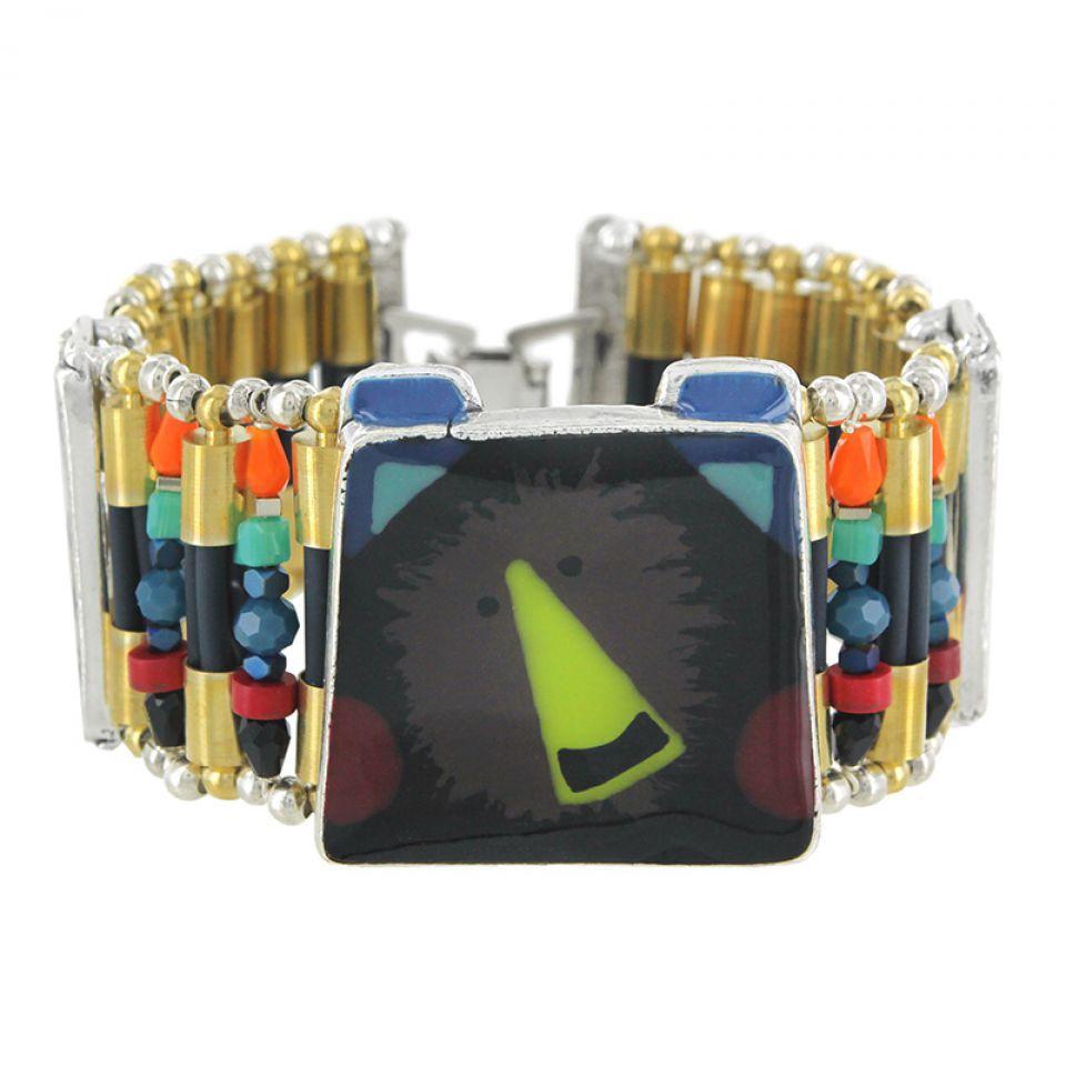 Bracelet Polka Argent Multi Taratata Bijoux Fantaisie en ligne 2