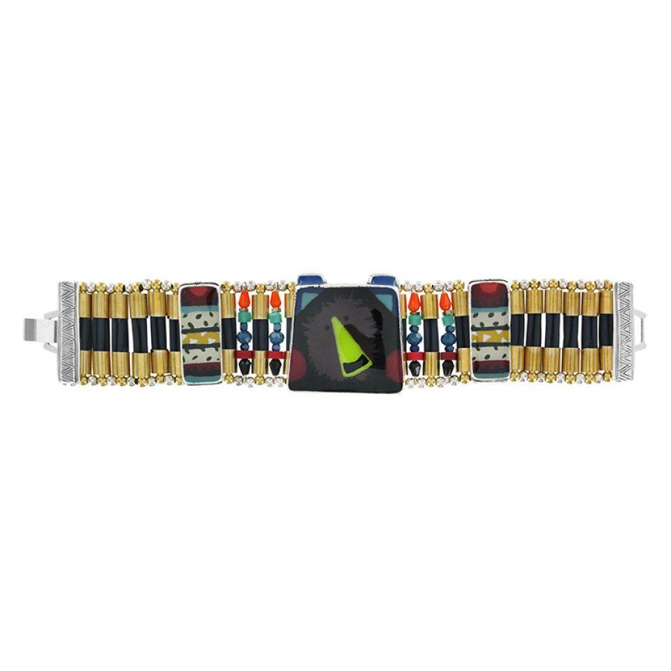 Bracelet Polka Argent Multi Taratata Bijoux Fantaisie en ligne 3