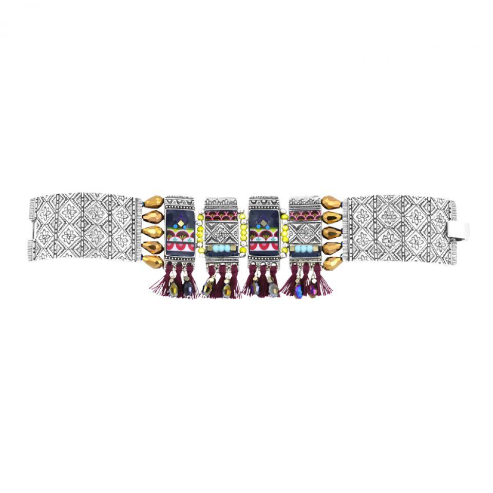 Bracelet Reglisse Argent Multi Taratata Bijoux Fantaisie en ligne 3