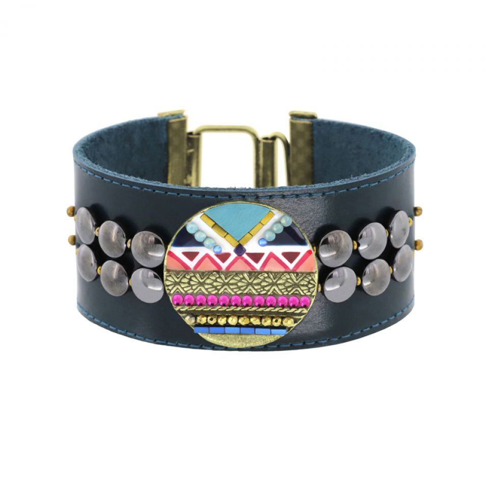 Bracelet Seduction Bronze Multi Taratata Bijoux Fantaisie en ligne 2