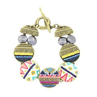 Bracelet Seduction Bronze Multi