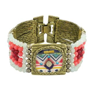 Bracelet Seville Bronze Multi