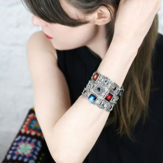 Bracelet Sevres  Argent Multi