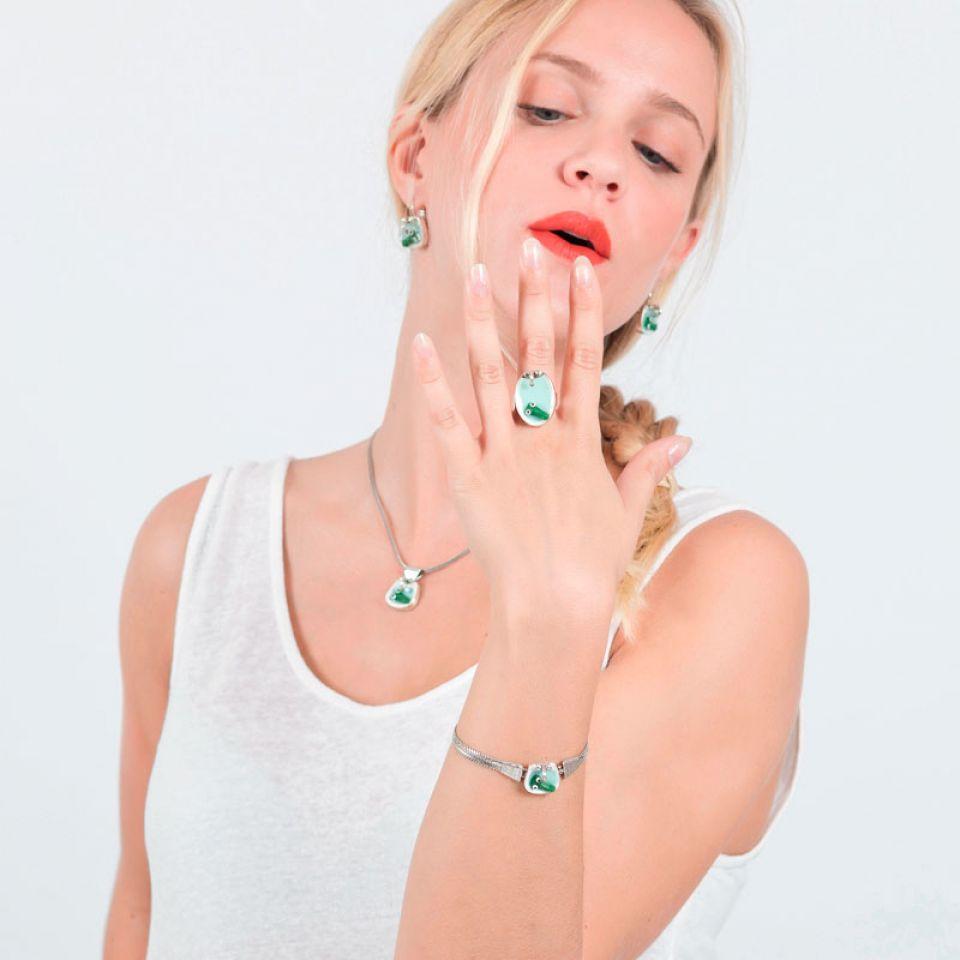 Bracelet Taraboum Argent Multi Taratata Bijoux Fantaisie en ligne 1
