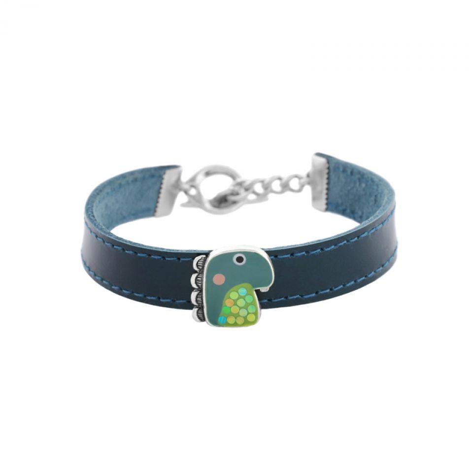 Bracelet Taraboum Argent Vert Taratata Bijoux Fantaisie en ligne 1