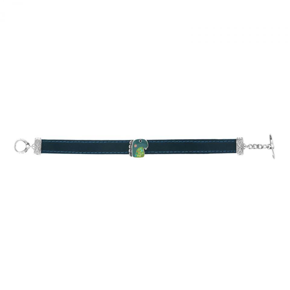 Bracelet Taraboum Argent Vert Taratata Bijoux Fantaisie en ligne 3