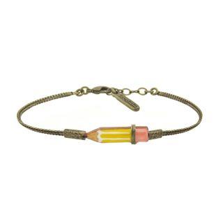 Bracelet Taraboum Bronze Jaune